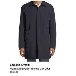 Armani Collezioni car jacket